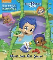 (Good)-Hide-And-Go-Swim! (Bubble Guppies) (Board book)-Random House-0385385153