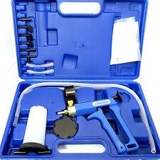 Hand held Vacuum brake line pipe bleeder /bleed kit /set cars /bikes Bergen 5202