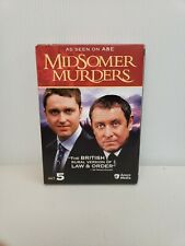 Midsomer Murders - Set 5 (DVD, 2010, 3-Disc Set)
