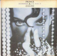 "45 T SP PRINCE ""DIAMONDS & PEARLS"""