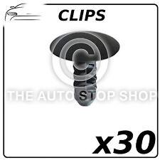 CLIP rifiniture 6,5 mm COFANO ISOLANTE CLIP RENAULT MASTER - Zoe 9987 Pack of 30