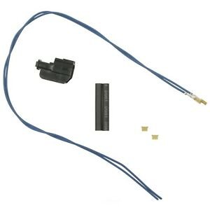 Engine Coolant Temperature Sensor Connector-Idle Air Control Valve Connector