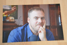 ORIGINAL Autogramm von Jim Mickle. pers. gesammelt 100% Echt. 20x30 Foto