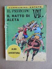 Corrierino Estate IL PRINCIPE VAL alleg.Corriere Piccoli 29 1965 [G529] DISCRETO