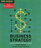 Business Strategy: A Guide to Effective Decision-Making: MP3CD