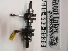 Ski Doo 500 Rotax 494 L/C Twin Snowmobile Engine Crankshaft Formula Z MXZ SLS