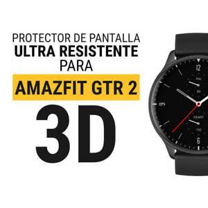 Protector Pantalla ULTRA RESISTENTE 3D para Xiaomi Amazfit GTR 2 2e Sentete ®