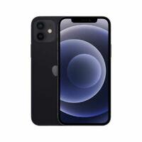 Apple iPhone 12 - 64GB - Black (Factory Unlocked) - New