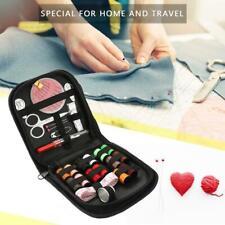 Tragbare Reise Small Home Sewing Kit Fall Nadelgewinde Klebeband Schere