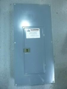 Square D QO12030M150 Load Center Main Breaker, 150A, 240V, 20sp, 1PH-3W, NEMA1