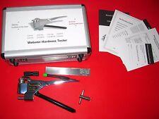 W-20B Webster Hardness tester for Aluminum Alloy Metal Durometer t