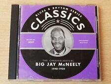 Big Jay McNeely/The Chronological 1948 - 1950/2001 CD Album