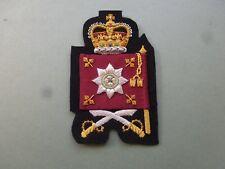 Company Serjeant Major (CSM) rank badge Irish Guards