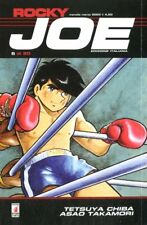 manga STAR COMICS ROCKY JOE numero 6