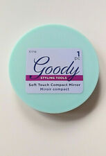 Goody Pocket Mirror Styling Tools Compact Mirror Travel Item 2 Pc Incl. NEW