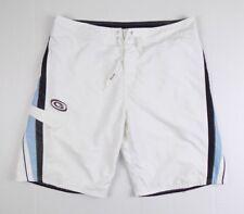 90s Gotcha Board Shorts Lined Swim Trunks Size XL Waist 40