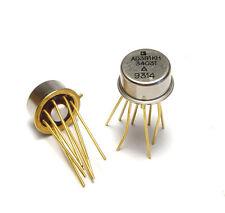 2x High Speed / Low Drift FET OP / Operationsverstärker Analog Devices AD381 KH