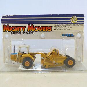 Ertl CAT Dresser Scraper Mighty Movers 1/64 CAT-1855-B