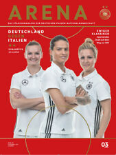 10.11.2018 Deutschland - Italien in Osnabrück, DFB-Arena 3/2018