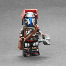 Custom Star Wars minifigures Mandalorian Medic on lego brand bricks