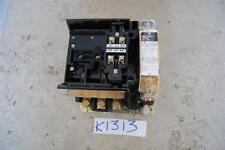 SPRECHER & SCHUH CONTACTOR CA-1-60  240/480V 40/85HP NO COIL STOCK#K1313