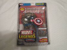 Marvel Legends Series VIII 8 Ultimate Captain America with VS Card