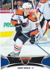 ANDY MIELE 2016-17 16-17 UPPER DECK AHL BASE #57 LEHIGH VALLEY PHANTOMS