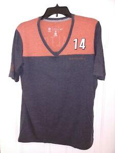 NFL Cincinnati Bengals Football Andy Dalton Graphic T-shirt Women's XL Orange
