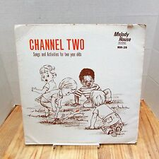 Channel Two Songs and Activities for Two Year Olds Sharron Lucky Vinyl Melody