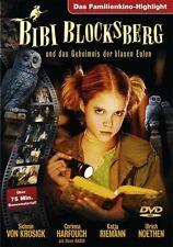 """BIBI BLOCKSBERG """"DAS GEHEIMNIS DER BLAUEN...."""" DVD NEU!"""