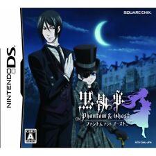 Used DS Kuroshitsuji: Phantom & Ghost Japan Import