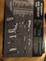 TEKMAT Armorers Bench Mat – Sig Sauer P226