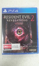 Resident Evil 2 Revelations Sony PlayStation 4 PS4 Game Brand New&Sealed