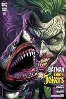 Batman Three Jokers #1 (Of 3) 2nd Printing Variant (10/13/2020)