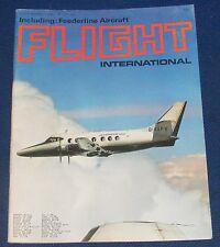FLIGHT INTERNATIONAL JULY 22 1971 - FEEDERLINE AIRCRAFT