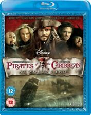 Pirates Of The Caribbean 3 - At Worlds End (Blu-Ray) Johnny Depp * New & Sealed