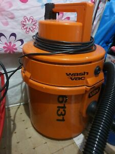 VAX Wash And Vac 6131 Vaccum Cleaner See Description