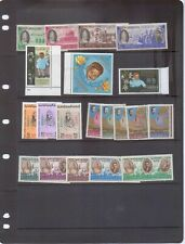 Jordan 1964 Five sets unmounted mint