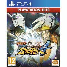 Naruto Shippuden :Ultimate Ninja Storm 4 *PS Hits - PS4 neuf sous blister IMPORT