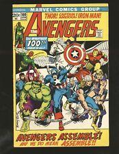 Avengers #100, FN 6.0, Hulk, Thor, Hercules, Iron Man, Black Panther, Hawkeye