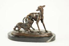 Pierre Jules Mene Ravissant bronze patine brune Edition 1875 signé