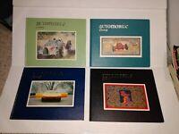Complete Set Automobile Quarterly Books Volume 8 Original Slipcase Numbers 1-4