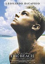 Poster THE BEACH - Filmscore - DiCaprio  NEU (55044)