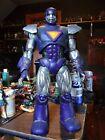 Custom Battle Damaged Marvel Universe Sentinel Figure For Sale