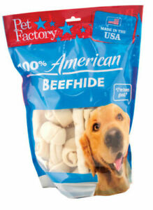 100% American Beefhide, No. 78202,  by Pet Factory Inc