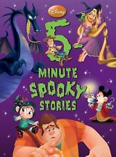 5-Minute Spooky Stories by Disney Book Group Staff (2014, Hardcover)
