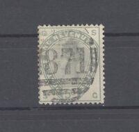 Großbritannien Mi.Nr. 78, 5 Pence Freimarke 1884 gestempelt (H121)
