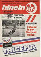 BL 87/88  1. FC Kaiserslautern - Bayer 05 Uerdingen