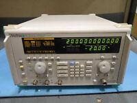 ANRITSU MG3642A SYNTHESIZED SIGNAL GENERATOR 125KHZ-2080MHZ