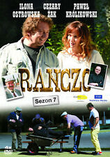 Ranczo - Sezon 7 (DVD 4 disc) Serial TV 2013  POLISH POLSKI